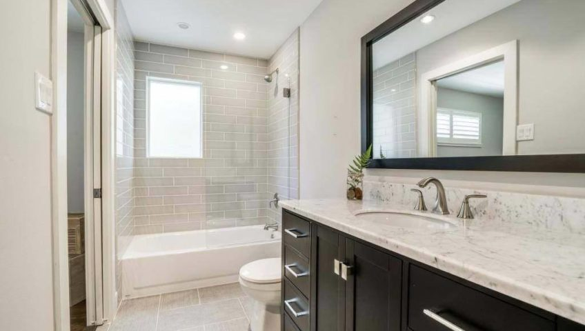 Clear Lake Shores Bathroom Remodel
